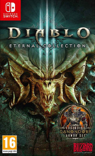 Diablo III (3) Eternal Collection Nintendo Switch