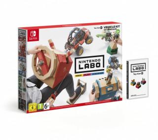 SWITCH Nintendo Labo Vehicle Kit Switch