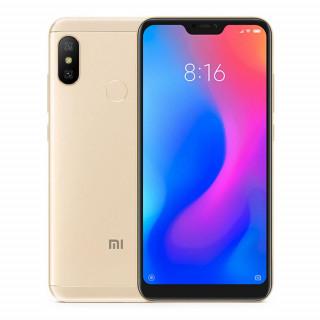 Xiaomi Mi A2 Lite 64GB Gold Mobil