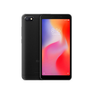 Xiaomi Redmi 6A 16GB Black Mobil