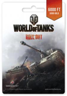 World of Tanks 5000 Gold PC
