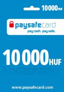 Paysafe 10 000 HUF Több platform