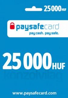 Paysafe 25 000 HUF MULTI