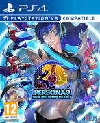 Persona 3 Dancing in Moonlight PS4