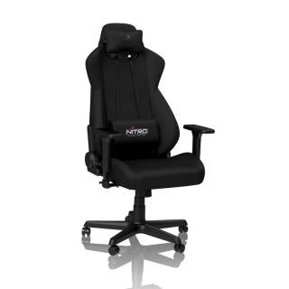 Nitro Concepts S300 Stealth Fekete Gamer szék  PC