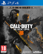 Call of Duty Black Ops IIII (4) Pro Edition PS4