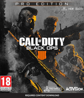 Call of Duty Black Ops IIII (4) Pro Edition Xbox One