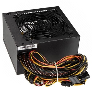 Kolink Core 600W 12cm ATX BOX 80+ tápegység (tápkábel nélkül) PC