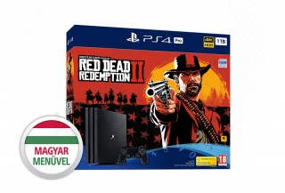 PlayStation 4 Pro (PS4) 1TB + Red Dead Redemption 2 PS4