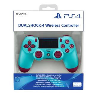 PlayStation 4 (PS4) Dualshock 4 kontroller (Áfonya kék) PS4