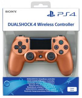 Playstation 4 (PS4) Dualshock 4 kontroller (Bronz) PS4