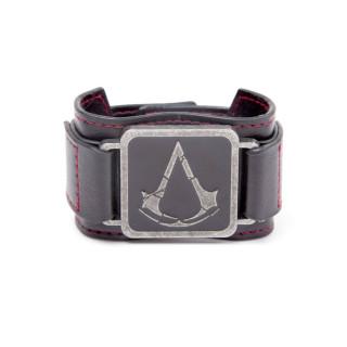 Assassin's Creed - Metál jelvényes csuklópánt - Rogue Ajándéktárgyak