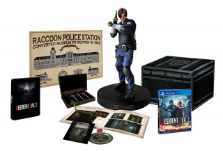 Resident Evil 2 (Remake) Collector's Edition PS4