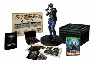 Resident Evil 2 (Remake) Collector's Edition XBOX ONE