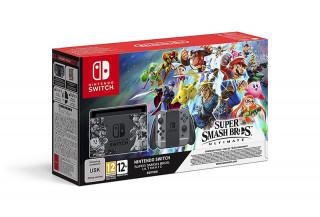 Nintendo Switch + Super Smash Bros. Ultimate Edition (Limitált kiadás) Switch