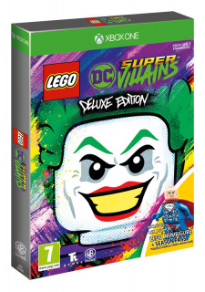 LEGO DC Super-Villains Deluxe Edition XBOX ONE