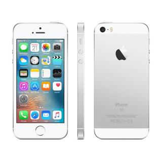 Apple IPhone SE 64GB Silver (használt) Mobil