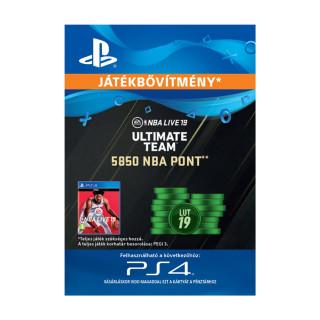 5850 NBA POINTS - ESD HUN (Letölthető) PS4