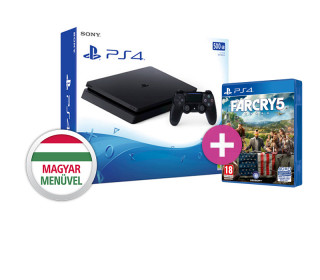PlayStation 4 (PS4) Slim 500GB + Far Cry 5 PS4