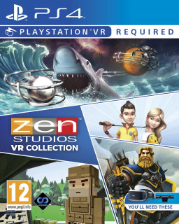 Zen Studios VR Collection (VR) PS4