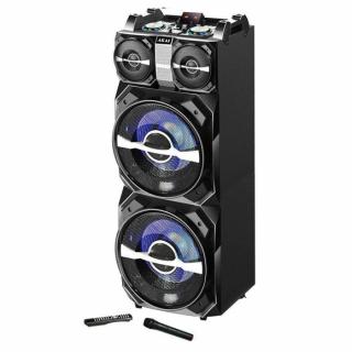 AKAI DJ-T5 Kettős Hangrendszer EQ és Fader Funkcióval PC
