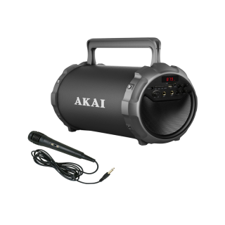 AKAI ABTS-28 Hordozható Bluetooth Hangszoró PC