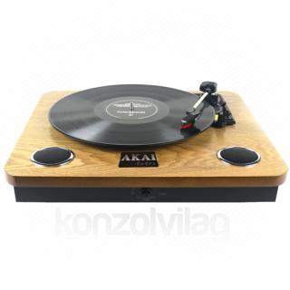 AKAI ATT-09 Lemezjátszó PC