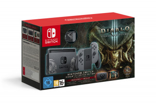 Nintendo Switch Diablo III Limited Edition Switch