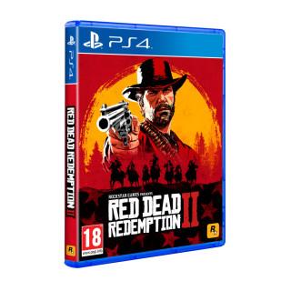 Red Dead Redemption 2 (használt) PS4