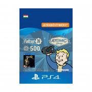 Fallout 76: 500 Atoms - ESD HUN (Letölthető)