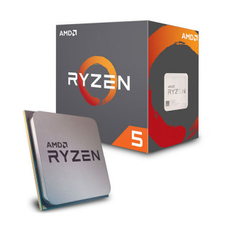 AMD Ryzen 5 2600X BOX (AM4) YD260XBCAFBOX PC