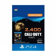 2,400 Call of Duty®: Black Ops 4 Points - ESD HUN (Letölthető)
