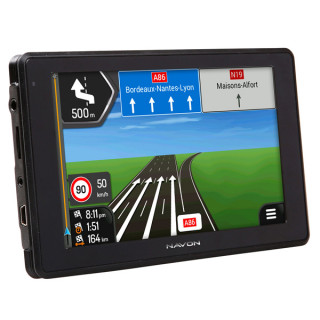 Navon A500 TRUCK navigáció + iGO Primo NextGen Európa térkép (46 ország) + Élettartam frissítés PC