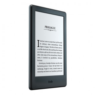 Amazon Kindle 8 (B00ZV9PXP2) Touch, 6'', WiFi, Fekete Tablet