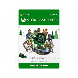 XBOX Game Pass 12 hónapos előfizetés (Letölthető) XBOX ONE