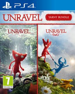 Unravel Yarny Bundle (használt) PS4