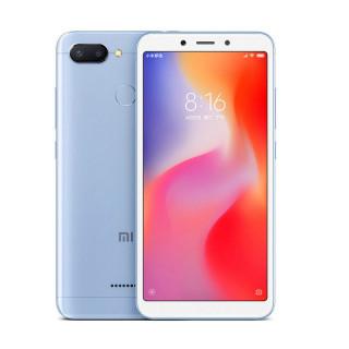 Xiaomi Redmi 6 64GB Blue Mobil