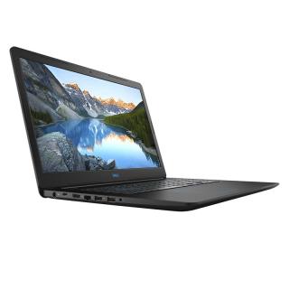 Dell G3 17 Gaming Black notebook FHD IPS Ci5 8300H 8GB 128GB+1TB GTX1050Ti Linux PC
