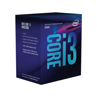 Intel Core i3 8300 BOX (1151) BX80684I38300 PC
