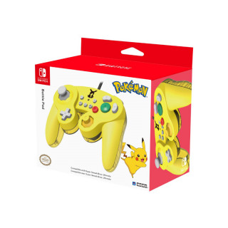 Nintendo Switch GameCube stílusú kontroller - Pikachu Nintendo Switch