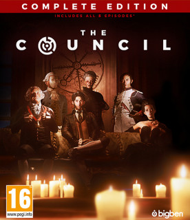 The Council Complete Edition Xbox One