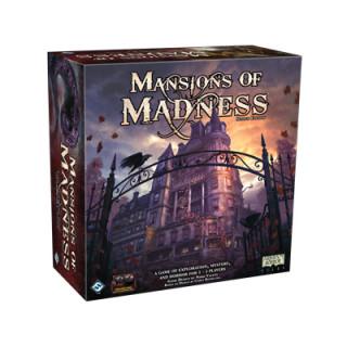 Mansions of Madness 2. kiadás AJÁNDÉKTÁRGY