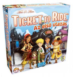 Ticket to Ride - Az elsõ utazás AJÁNDÉKTÁRGY