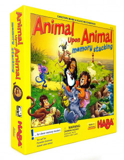 Animal Upon Animal - Memo torony Ajándéktárgyak