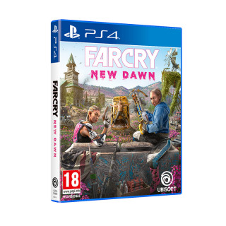 Far Cry New Dawn (használt) PS4