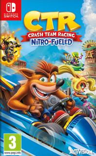 Crash Team Racing: Nitro-Fueled Switch