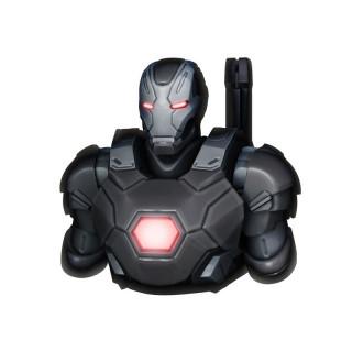 IRON MAN - Persely mellszobor - War Machine (22cm) Ajándéktárgyak