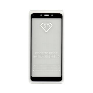 Xiaomi Redmi 6/6A 5D Full Glue Prémium minőségű üvegfólia (Fekete) Mobil
