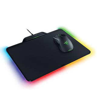 Razer Mamba vezetéknélküli gamer lézer egér + Firefly Hyperflux egérpad bundle PC