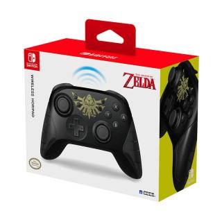 Horipad Vezeték nélküli kontroller (Zelda Edition) Nintendo Switch